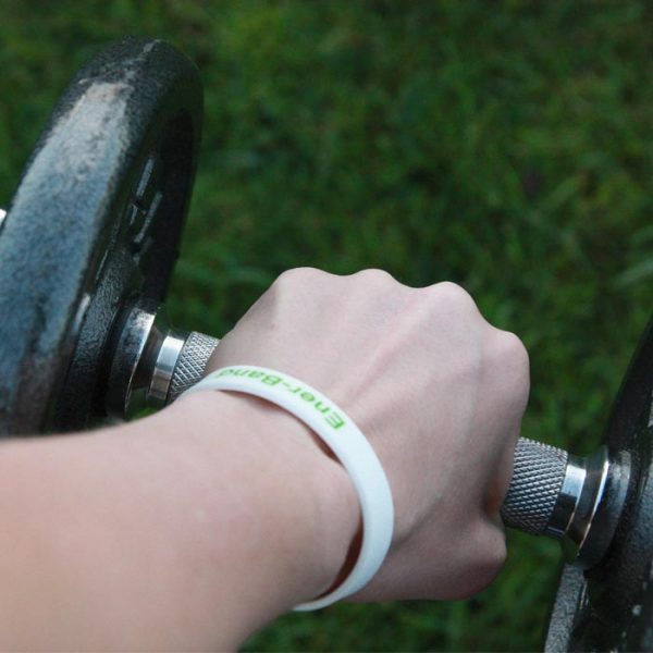 EMF Bracelet On Workout